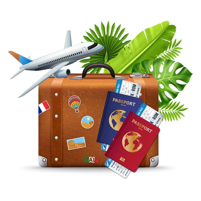 Travel, passport
