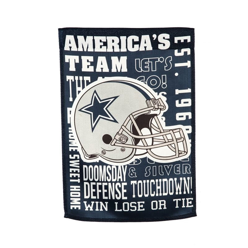Dallas Cowboys Flag - Front